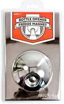 Suck UK Fridge Magnet Bottle Opener, GW Stainless Steel