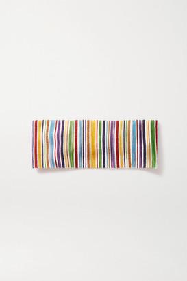 Missoni Crochet-knit Headband - White