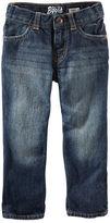 Osh Kosh Straight Jeans - Faded Medium