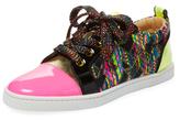 Christian Louboutin Shoes Gondolfiere Flat Sneaker