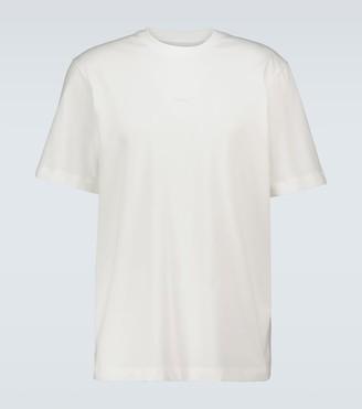 Oamc Mark silk foulard T-shirt