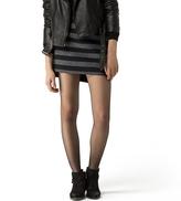 Tommy Hilfiger Striped Mini Skirt