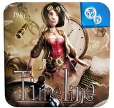Asmodee Timeline Inventions Educational Card Game
