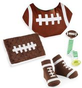 Mud Pie 4-Piece Football Gift Set