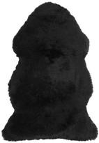 A by Amara - Beekman Sheepskin Rug - Black