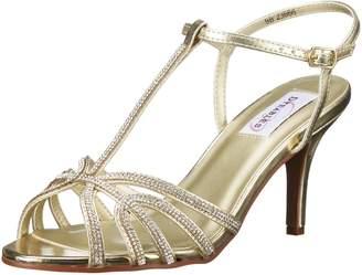 Dyeables Dyeables, Inc Womens Inc Womens Lexi Dress Sandal