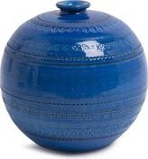 Bitossi Ceramiche Rimini Blue bowl vase