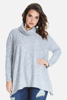 Fashion to Figure Haley ComfyPoncho Sweater