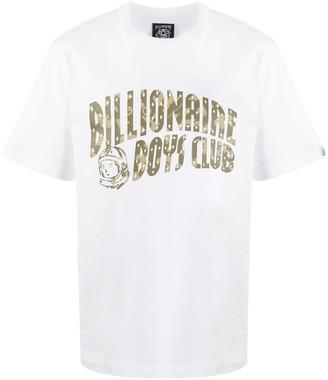 Billionaire Boys Club astronaut logo print T-shirt