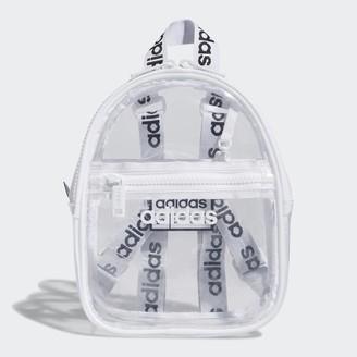adidas Clear Mini Backpack Clear