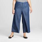 Merona Women's Plus Size Wide Leg Crop