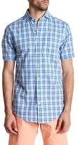 Gant Plaid Short Sleeve Regular Fit Shirt