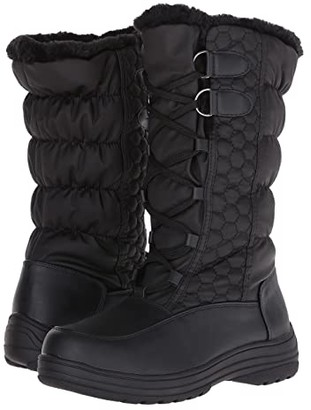 Tundra Boots Cali (Black) Women's Boots