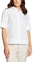 Jacques Britt Women's Regular fit Blouse - White - 8