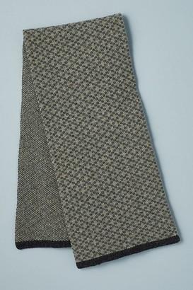 Catherine Tough Grey Wool Scarf