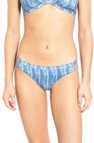 RVCA &Seaward& Cheeky Bikini Bottoms