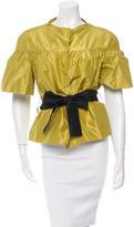 Monique Lhuillier Casual Short Sleeve Jacket w/ Tags
