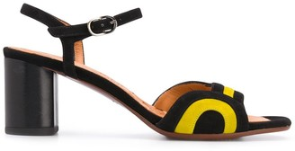 Chie Mihara 70mm Open Toe Sandals