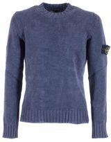Stone Island Arm Patch Sweater