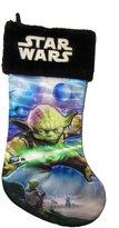 "Star Wars Yoda 19"" Applique Stocking"