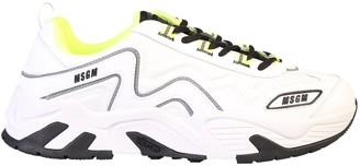 MSGM Vortex Sneakers