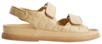 Tony Bianco Hiranni Honey Sheep Nappa Sandals