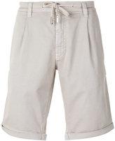 Eleventy cargo shorts - men - Cotton/Spandex/Elastane - 33