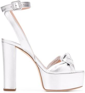 Giuseppe Zanotti high heel platform sandals