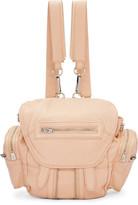 Alexander Wang Pink Mini Marti Backpack