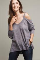 Deletta Millipa Open-Shoulder Top