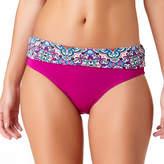 Liz Claiborne High Waist Swimsuit Bottom
