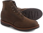 """Chippewa Ellison Lace-Up Leather Work Boots - 6"""" (For Men)"""