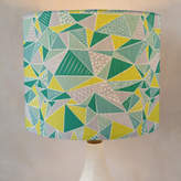 Minted Connecting Angles Drum Lampshades