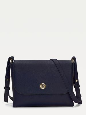 Tommy Hilfiger TH Core Flap Crossover Bag