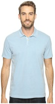 Lucky Brand Sueded Polo Men's Clothing