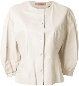 Yves Salomon Button-Up Jacket