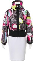 Emilio Pucci Hooded Puffer Jacket