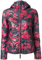Kru - reversible camouflage hooded puffer jacket - women - Polyester - XS