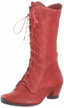 Think! Mid Calf Boot Aida_3-000070 Womens Red 5.5 UK