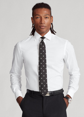 Ralph Lauren Regent Slim French-Cuff Shirt