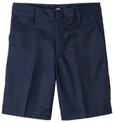 Dickies Boys' Flat Front Short