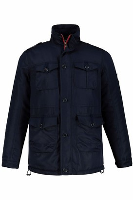 JP 1880 Men's Big & Tall Field Jacket Navy XXX-Large 748408 75-3XL