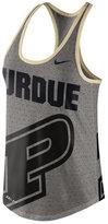 Nike Women's Purdue Boilermakers Dri-Blend Gear Up Tank
