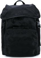Valentino Garavani Valentino camouflage backpack - men - Cotton/Leather/Nylon - One Size