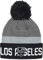 Reebok Adult Los Angeles Kings Cuffed Pom Knit Hat