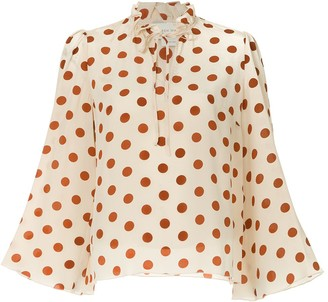 Karen Walker Spielmann blouse