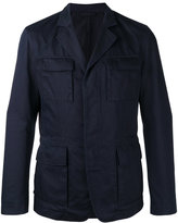 HUGO BOSS front pockets jacket