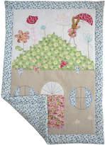 Marquis & Dawe Rabbit Patchwork Cot Quilt