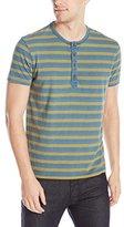 Lucky Brand Men's Short-Sleeve Henley Shirt