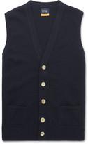 Drake's - Easyday Wool Vest